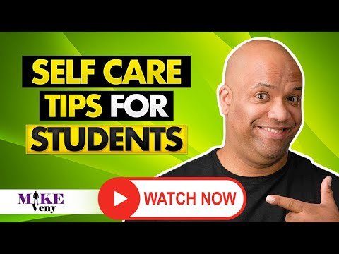 Quick Self-Care Tips for Middle & High School Students - 2020 (Actionable!)