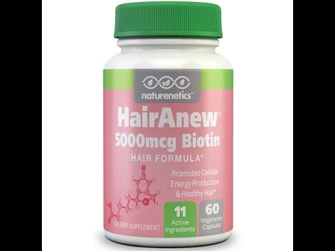 Biotin Hair Growth Vitamins With 11 Powerful Ingredients