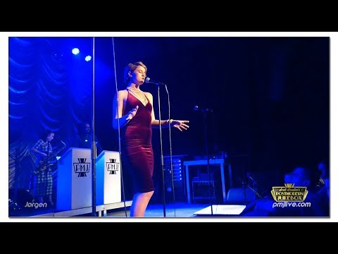 "Hannah Gill ""Somebody I Used To Know"" Postmodern Jukebox Heidelberg"