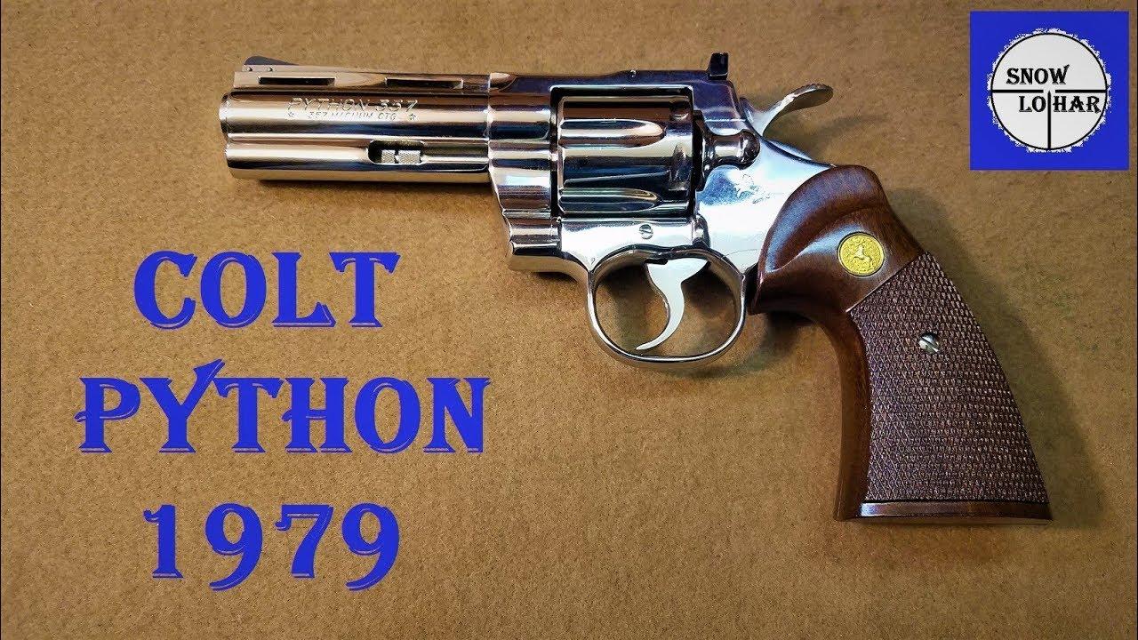 Colt Python - 1979