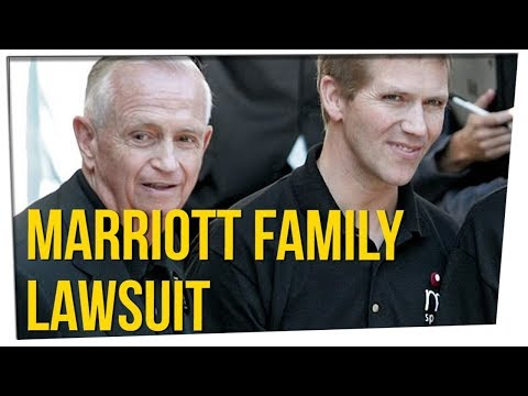 Heir to Marriott Hotel Sues Dad for Removing His Trust ft. DavidSoComedy