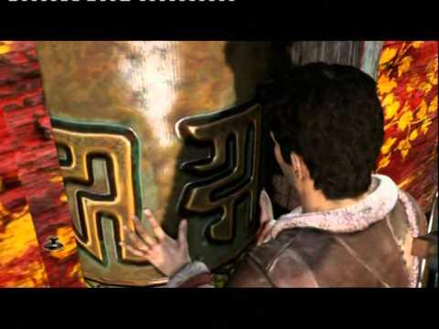 49. Uncharted 2: El Reino de los Ladrones - Cap. 23. Reencuentro (3/4) - Puzzle cilindrios