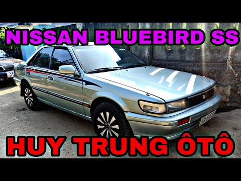 Nissan BLUEBIRD 1990 Biển Vip Giá 54tr LH 0935146262 Tại Quảng Nam