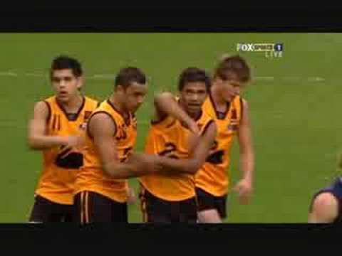 Chris Yarran - 2008 AFL U18 Championships - July 9th