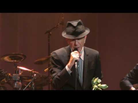 Lisbon 2009, So Long Marianne, Leonard Cohen,