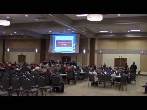 Republican Party of Arkansas State Committee Meeting praising more GOP Elected Officials