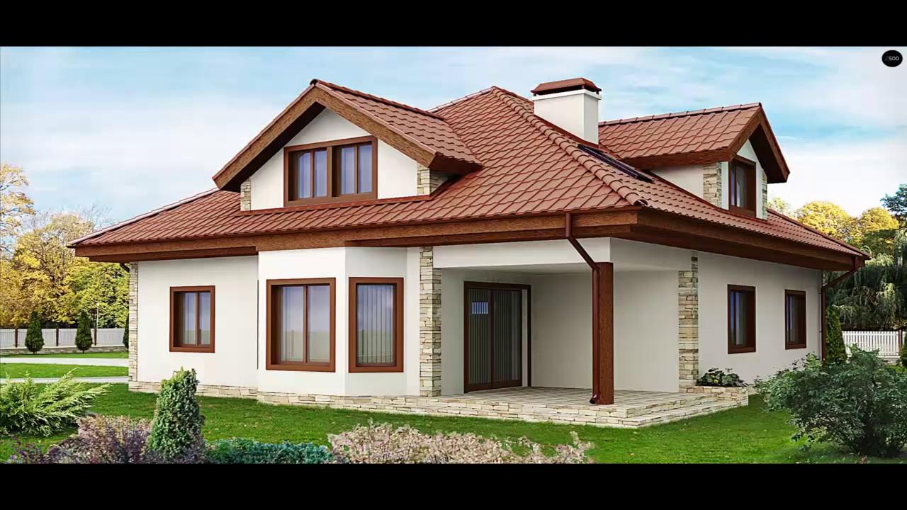 красивые дома фото - YouTube