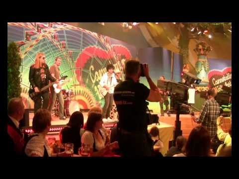 Mungo Jerry & Partyblues - Give Us A Song - SWR Volksfesteröffnung Stuttgart Dinkelackerzelt.WMV
