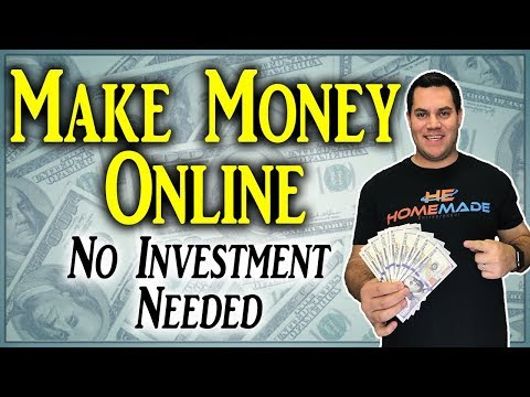 Best Way To Make Money Online 2019 (No Investment Needed)