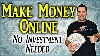 Best Way To Make Money Online 2019 (No Investment Needed)