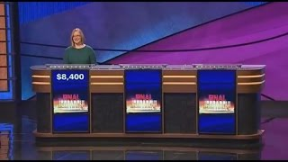 'Jeopardy' Contestant Left Playing Solo in Bizarre Moment