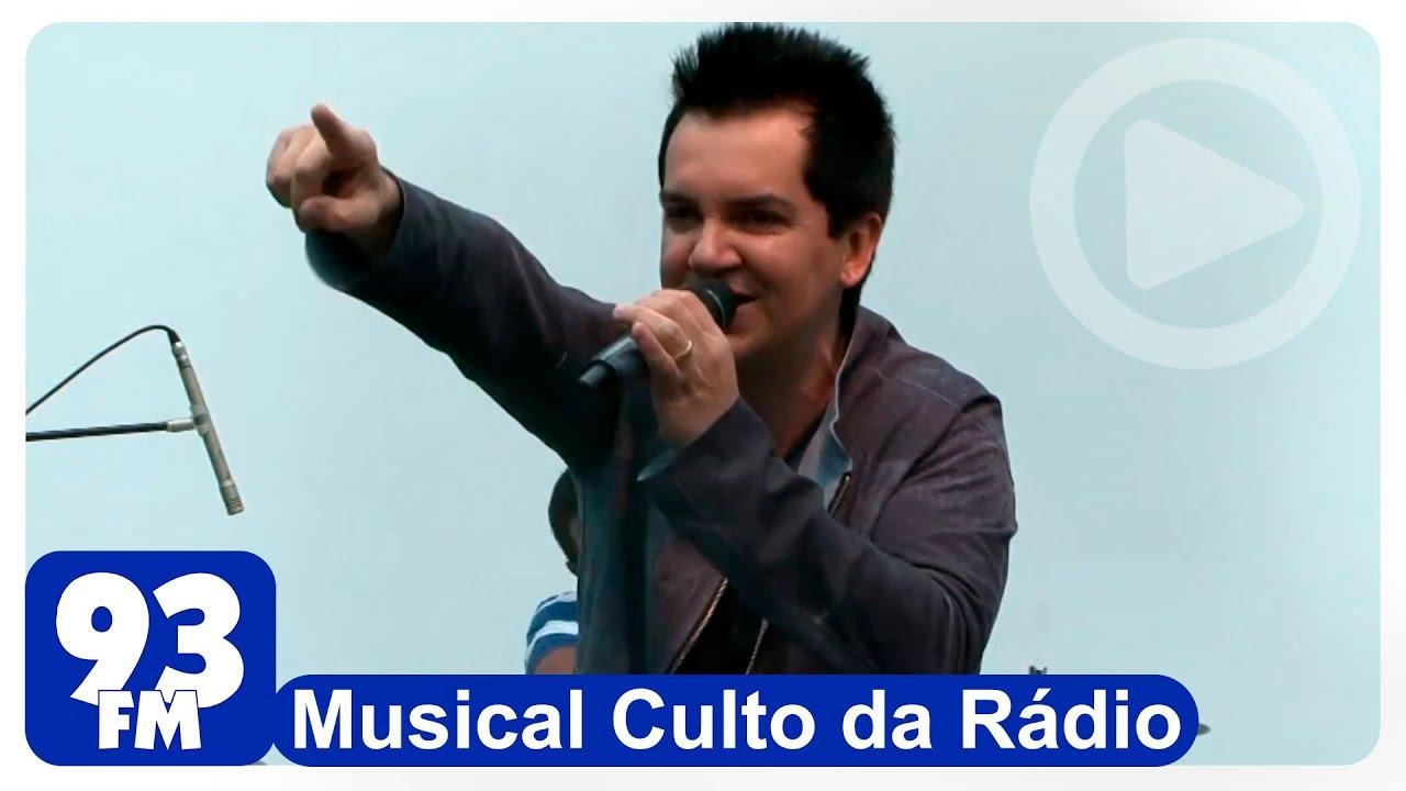 Regis Danese - Musical Culto da Rádio - Profetizo