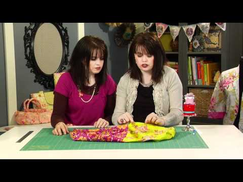 How to Make a Handbag - Purse Patterns - How to Sew a Purse