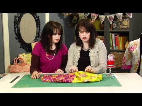 How To Make A Handbag - Purse Patterns - How To Sew A Purse