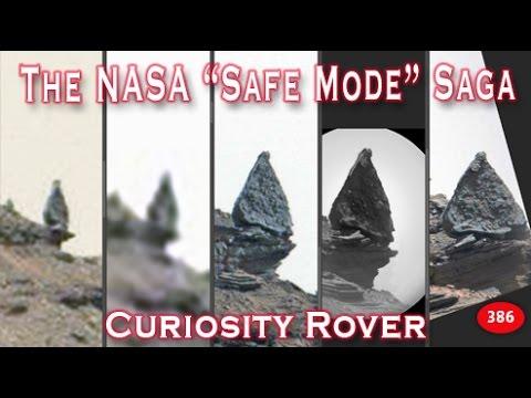 """The Curiosity Rover """"Safe Mode"""" Saga?"""