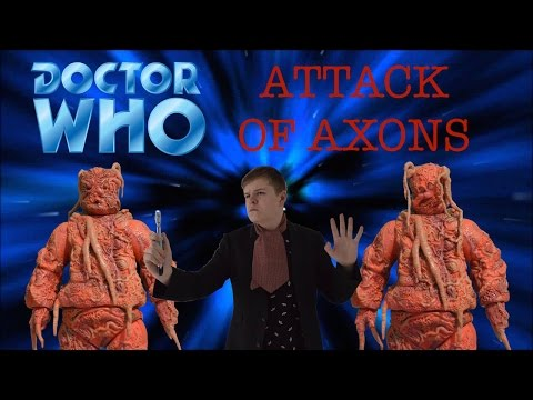 Doctor Who 1X02 (Fan-Film Parody): Attack Of Axons