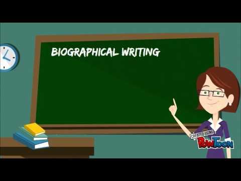 Download Youtube: Teaching Biographical Writing