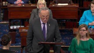 Schumer's Senate floor speech on health bill (full)