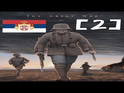 The Great War Mod 5.1.4 - [2] Kingdom of Serbia
