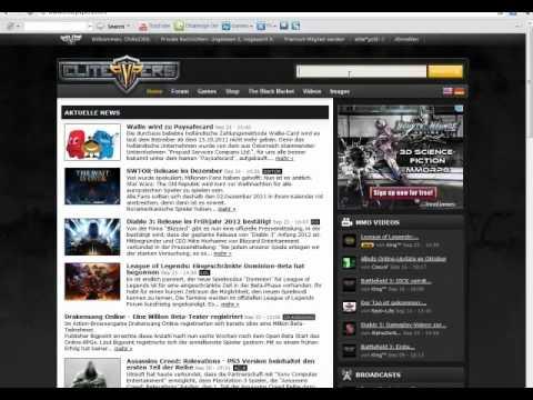 Online Spiele Seiten