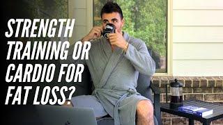 Monday Morning Coffey Ep. 2: Strength Training vs. Cardio for Fat Loss