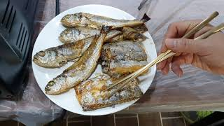 가정용 생선구이기 생선 굽는 기계 멀티 오븐 미니 생선…