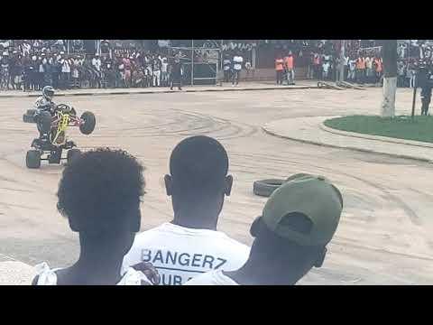 Gincana Cabinda Cyti Motocross Team madrugada