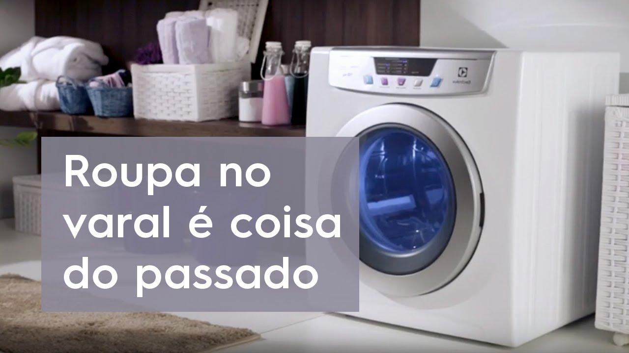 A secadora de roupas versátil como você - SVP10  0a6ecf093104