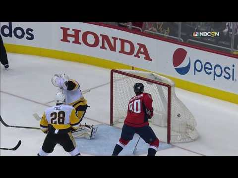 Gotta See It: Ovechkin scores 2nd of the night from his office