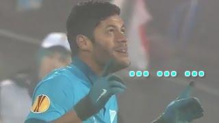 Бразилец ХАЛК забивает ГОЛ-красавец!