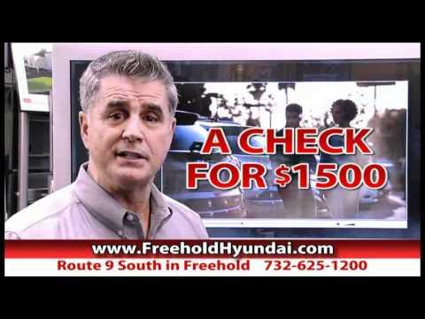 Freehold Hyundai You Got It January 2012 Youtube