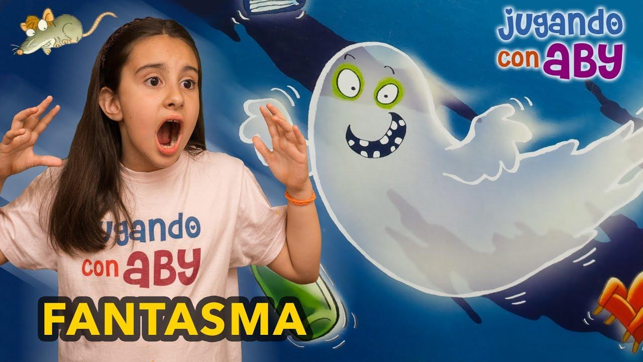 Hay Un Fantasma En Mi Juego De Mesa Jugando Con Aby Youtube
