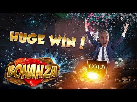 BIG WIN!!!! Bonanza - Casino Games - bonus round (Casino Slots) From Live Stream