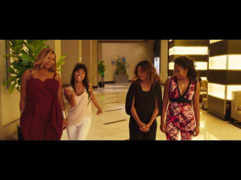 Girls Trip clip - Lisa meets Malik in the hotel lobby