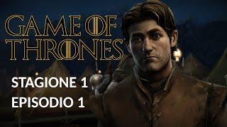 Game Of Thrones - A TellTale Game Episodio 1 Gameplay ITA