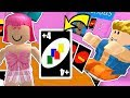 Roblox  UNO CHALLENGE     WHO IS THE BEST