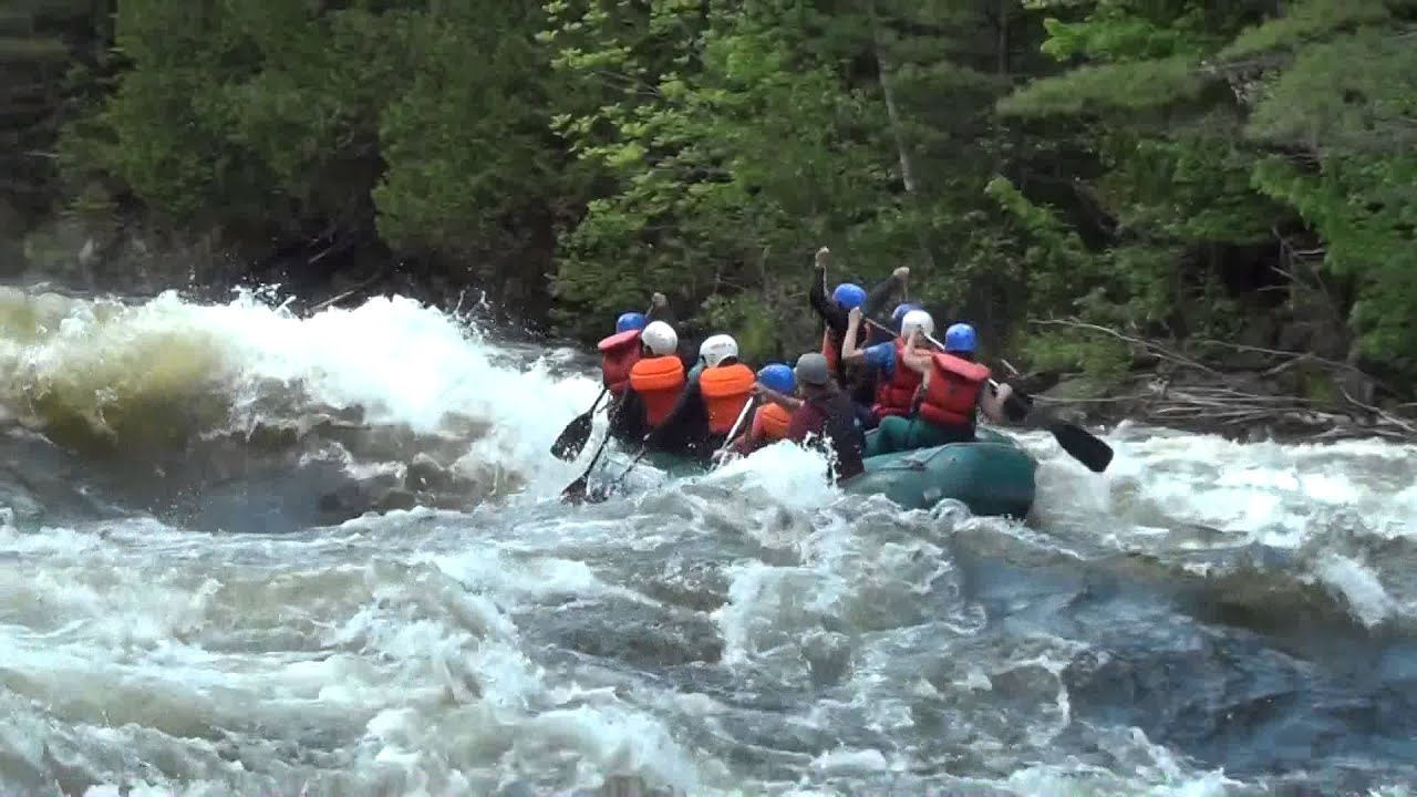 kennebec river rafting with three rivers 6 13 15 youtube. Black Bedroom Furniture Sets. Home Design Ideas