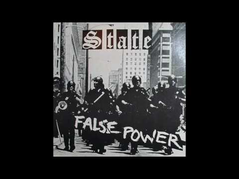 State | Album: False Power | Punk Hardcore | USA | 1987