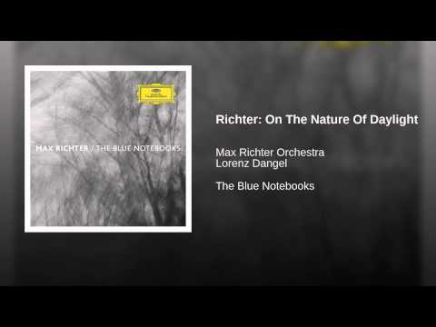 Richter: On The Nature Of Daylight