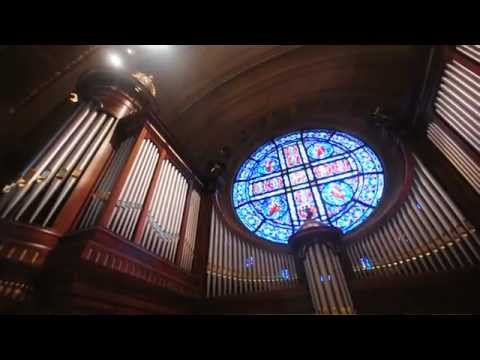 Cathedral of Saint Paul's Dueling Organs   Virtual Tour Chapter 12
