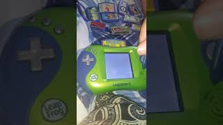 Testing Cartridges On The Leapfrog Leapster2