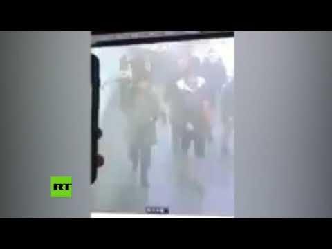 Publican supuestas imágenes del momento de la explosión en el centro de Nueva York