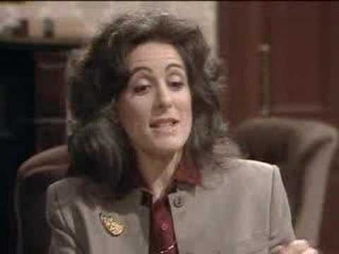 Women in the Civil Service  Yes Minister  BBC comedy