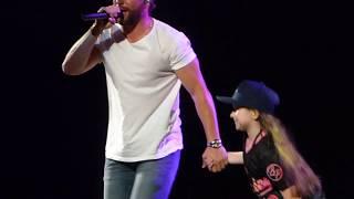 """Chris Lane """"For Her"""" 8/16/19 Jacksonville, FL"""