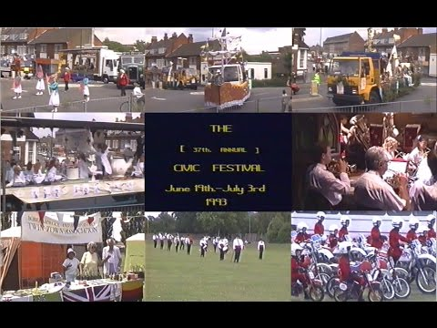 Elstree & Borehamwood Civic Festival 1993