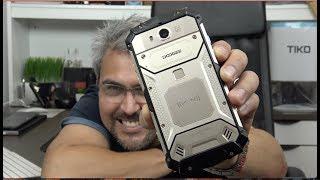 Este es el mas potente smartphone TODO TERRENO
