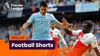 Audacious Goals | Premier League 2011/12 | Aguero, Cisse, Suarez