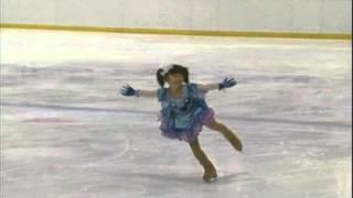 スケート歴10カ月 初めての大会 初級クラス リロ&スティッチより「ア...