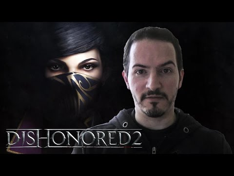 DISHONORED 2 - Official Announce Trailer REACTION & REVIEW