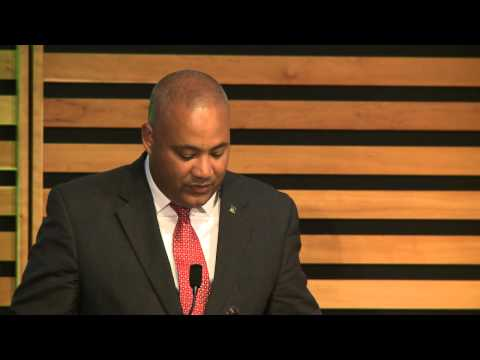 Michael Coteau, Minister of Tourism, Culture and Sport, Remarks